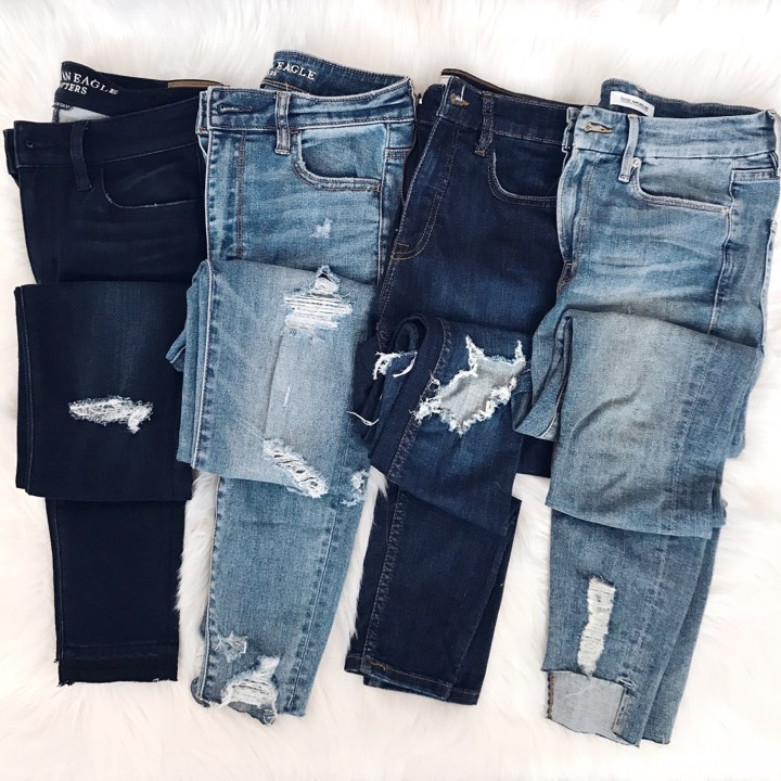 All about DENIM: My top picks for fall!