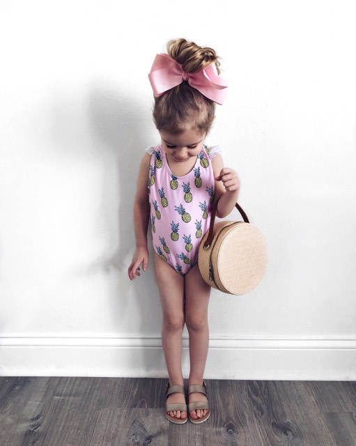 778ca71b35ea6f You can snag this ADORABLE pineapple suit for toddlers on my boutiques  website Apricot Lane Peoria. My daughter is 3 years old usually wears a  2T 3T and I ...