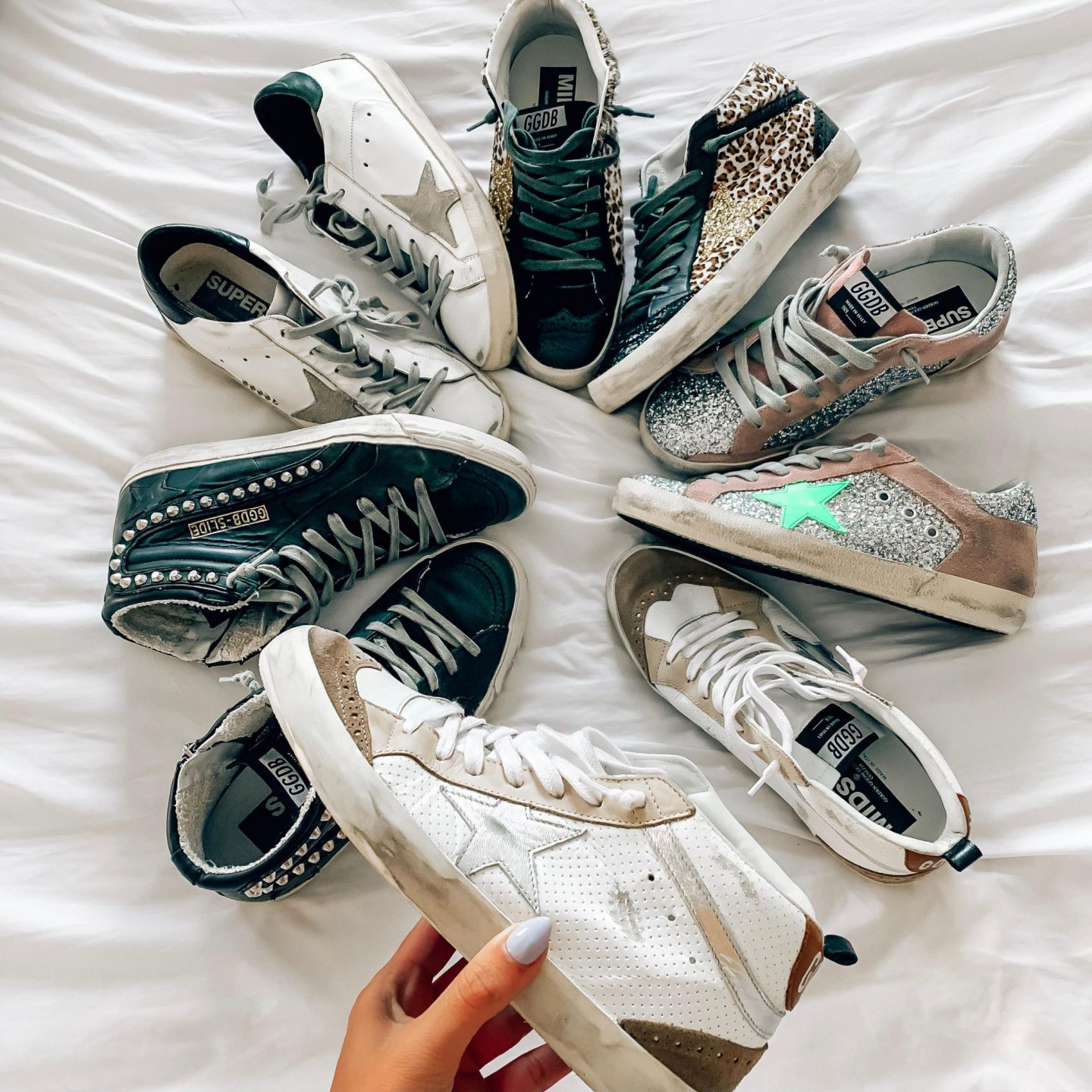 score a deal on Golden Goose Sneakers