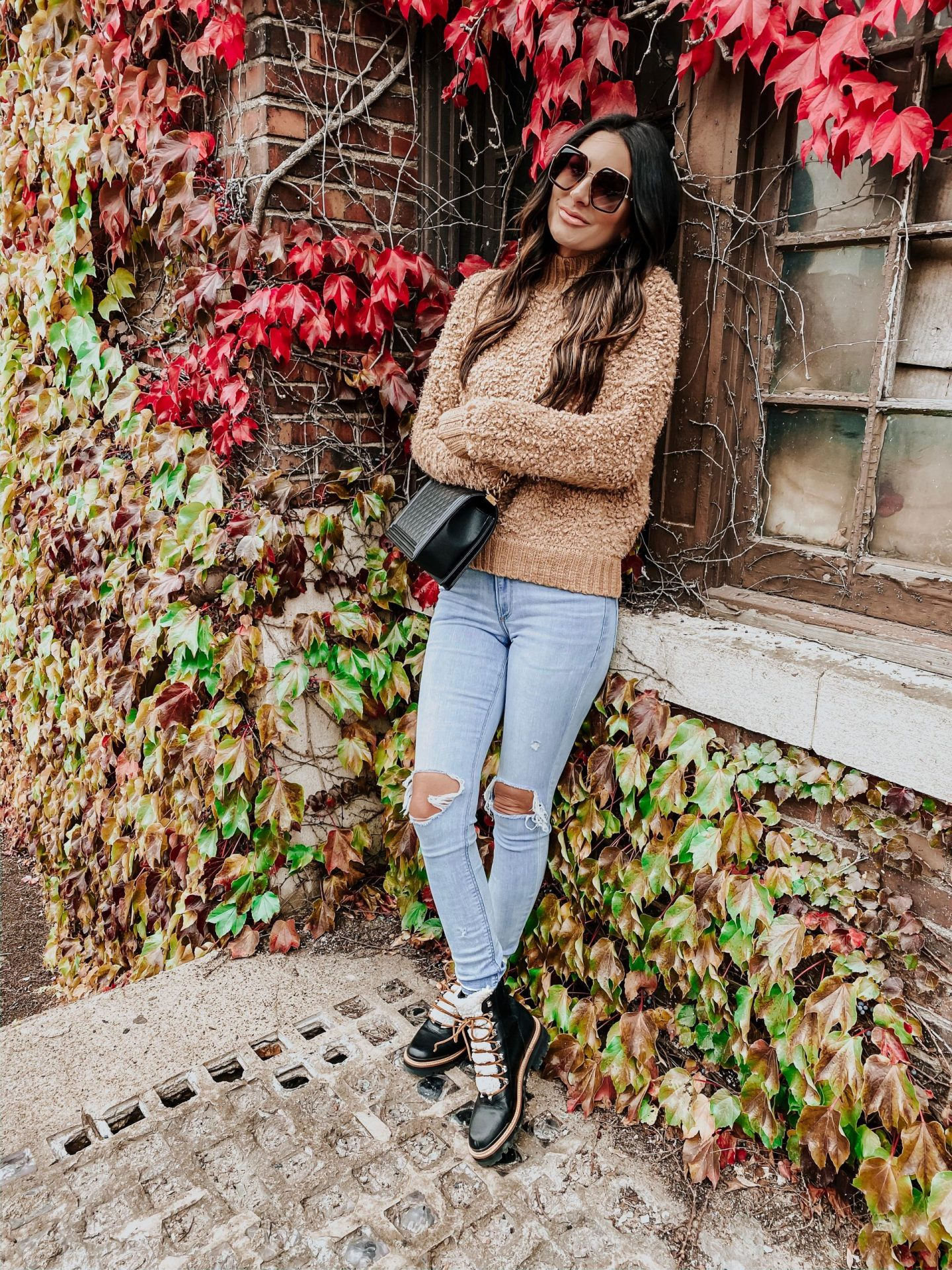 Fall Cozy with Express